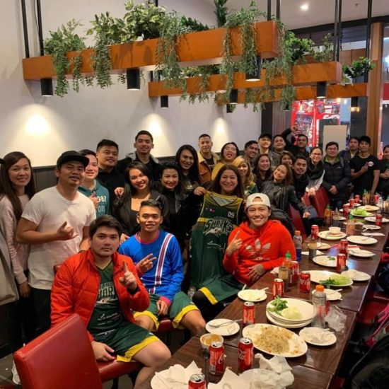Hungry Sharks Celebration with the LCA Family