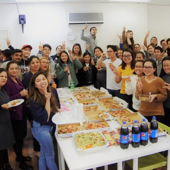 Friendship Month at Lawson College Australia